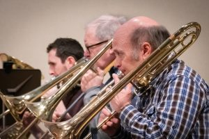 The PCM Master Brass Ensemble