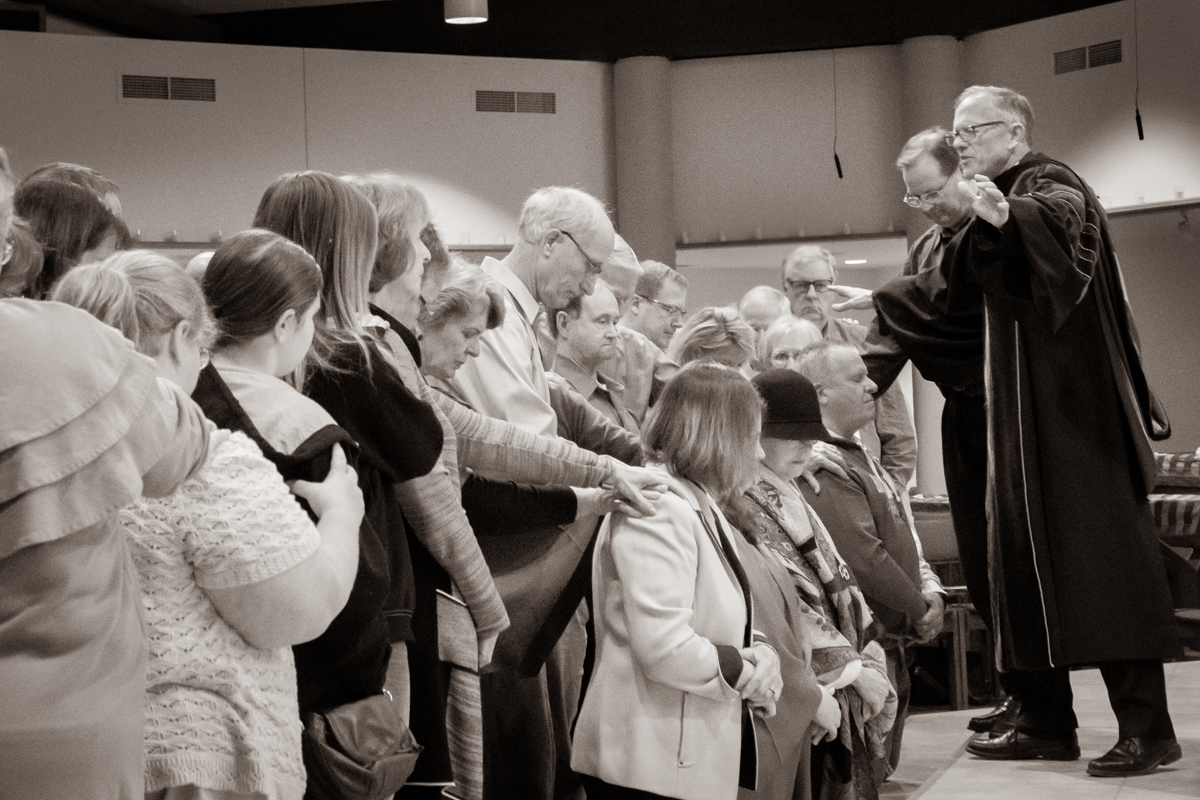 January 13, 2019:  The Ordination and Installation of new Elders and Deacons is a special moment in the life of the congregation.