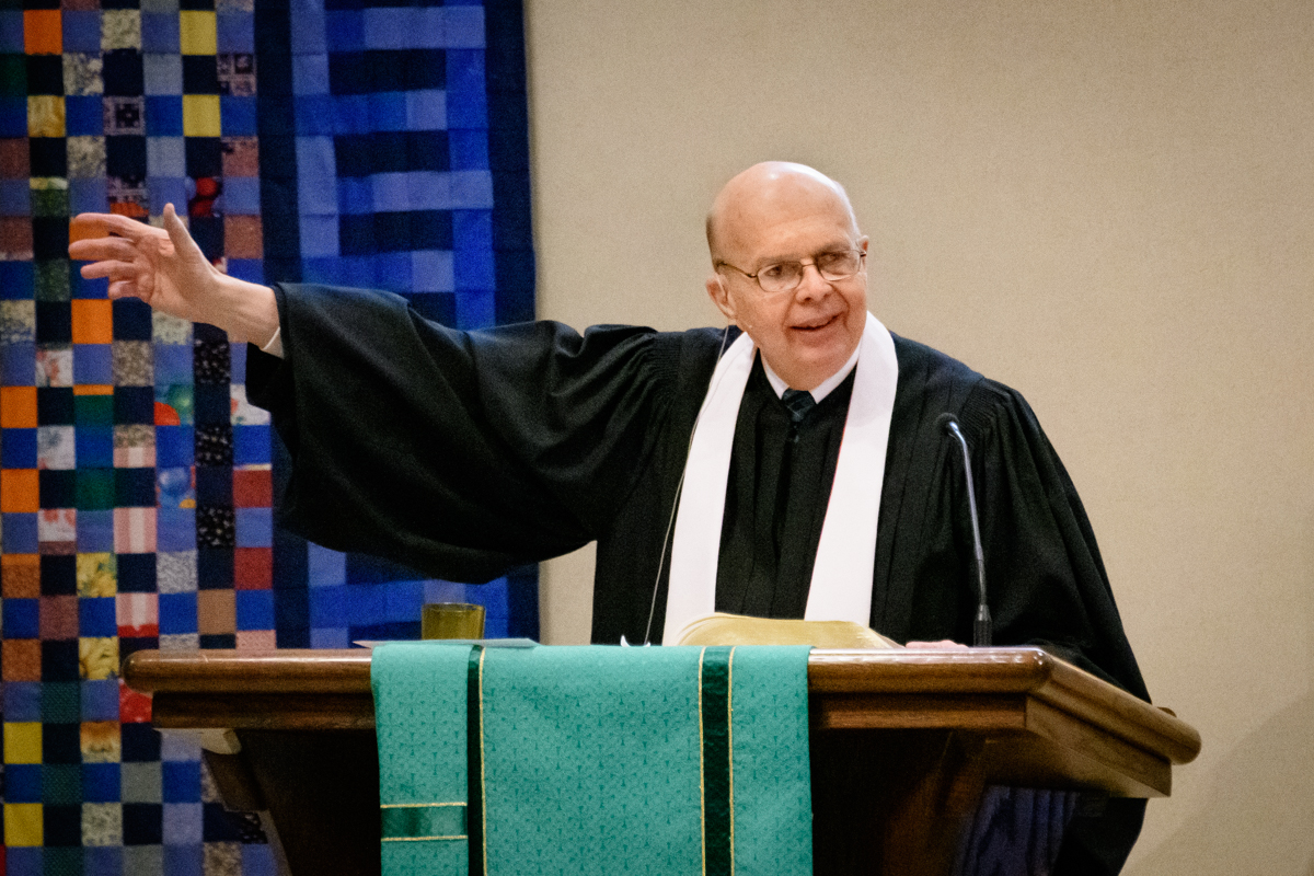 March 3, 2019:  Pastor Dan Graham offers his sermon message. Dan regularly attends Church of the Master and on occasion helps with Worship.